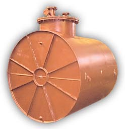 резервуар подземный для нефтепродуктов