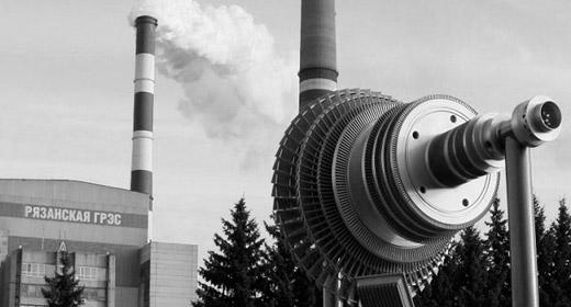 Поставка комбинированных питателей сырого топлива для Рязанской ГРЭС