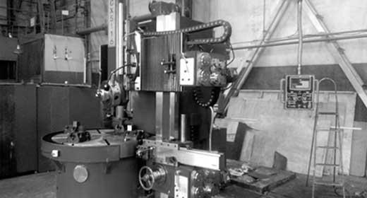 Поставка токарно-карусельного станка KOMAX CX-5116 для ПАО «Северсталь»